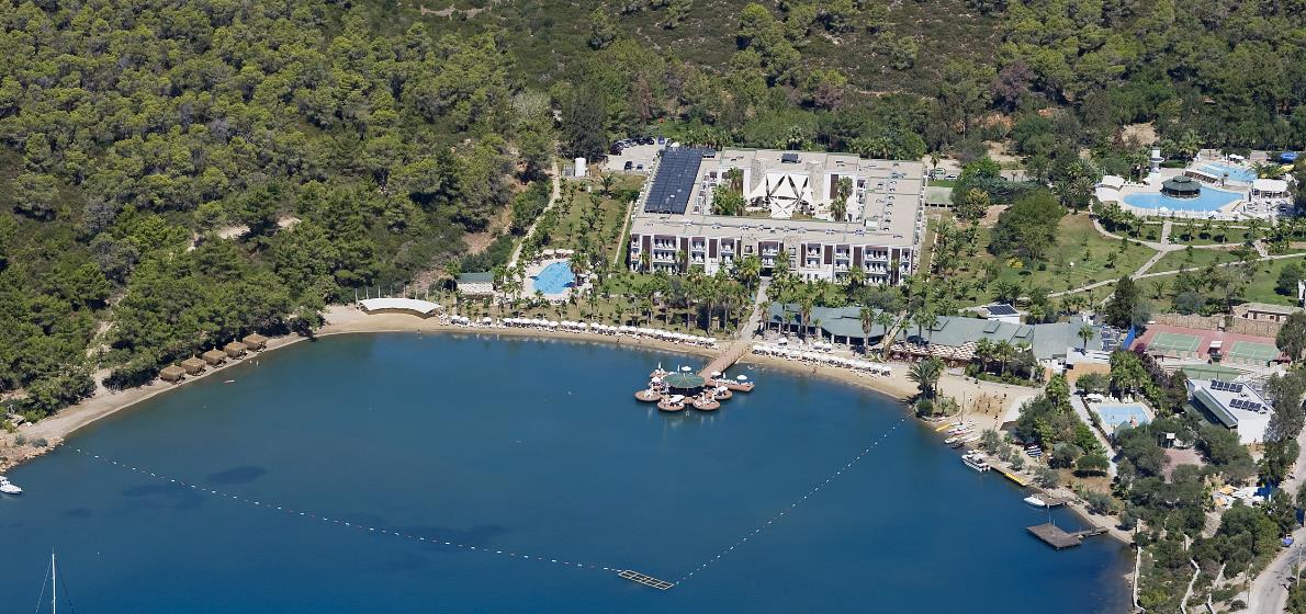 5 Sterne Resort in Bodrum