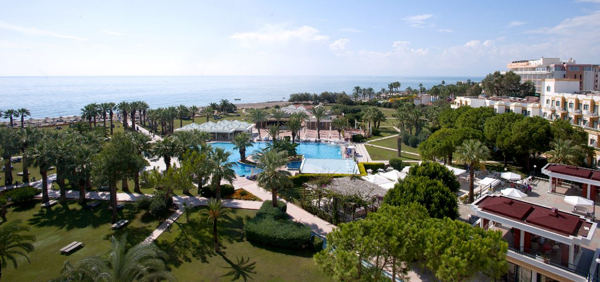 Golfresort in Belek